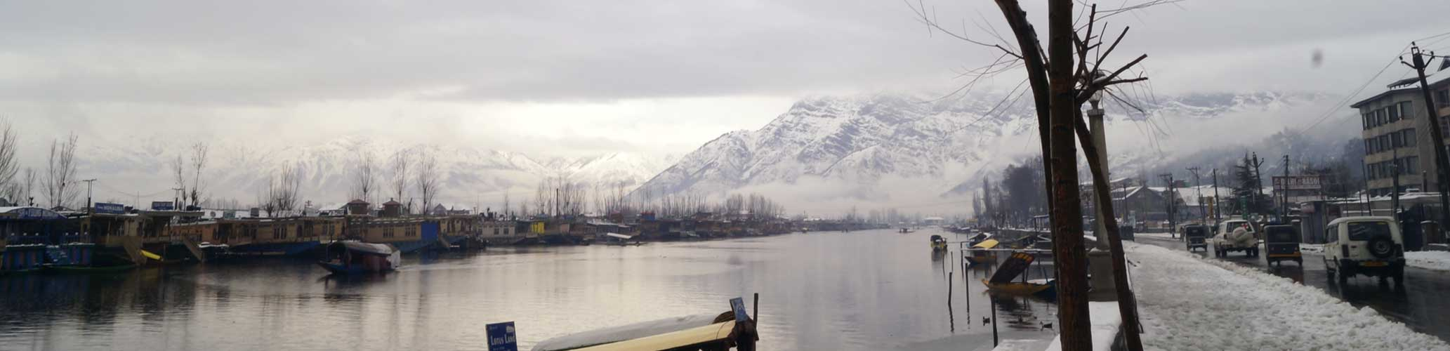 Kashmir Day Tours
