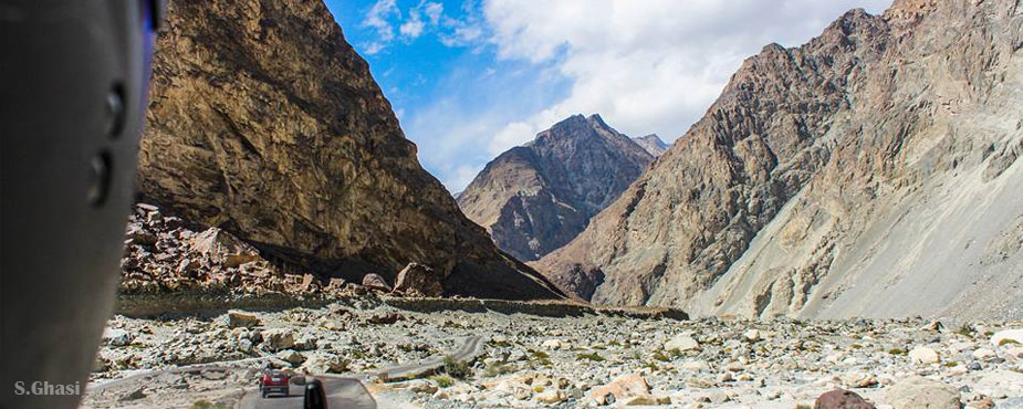 Warwan Valley Trek