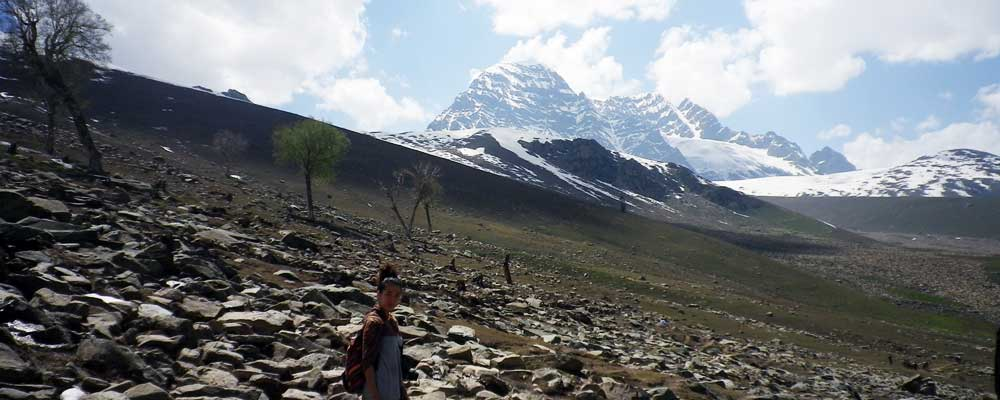 Trekking Places in Kashmir